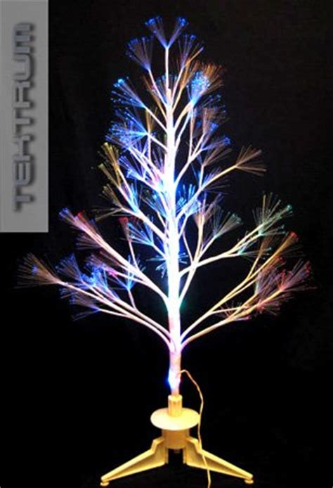 digital christmas fiber optic christmas trees
