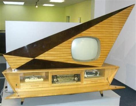 retro hi fi cabinet vintage console tv and hi fi boing boing