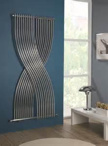 Modern Bathroom Radiators Vertical Designer Radiators Gemini Vertical Designer Radiator Mhs