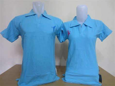 Polo Polos Kaos Kerah Polos Biru Muda Polo Kerah Termurah T19 6 polo soulmate biru muda a pusatkaoscoupleku