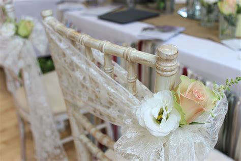 Rustic Wedding Decorations Newcastle Wedding Fair Lace Sash And Rustic