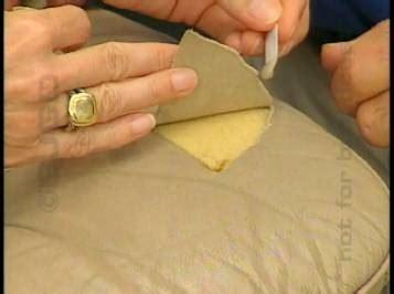 Leather Peeling Repair Kit by No Heat Leather Vinyl Repair Kit Ebay