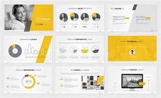 What Is A Design Template In Powerpoint by Powerpoint Template By Design District Via Behance