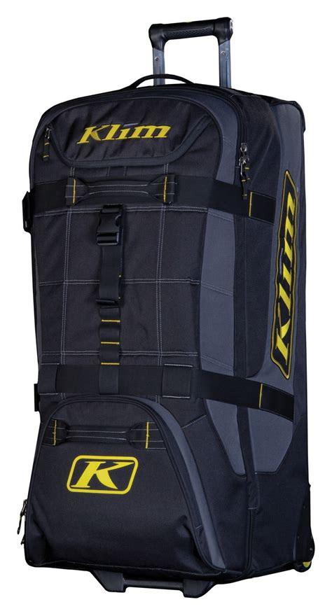 klim motocross gear klim kodiak gear bag revzilla