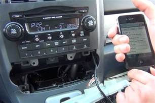 bluetooth and iphone ipod aux kits for honda cr v 2007