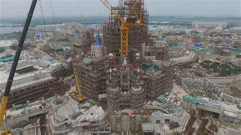 list theme parks china disney shanghai inside the new 5 5 billion theme park in
