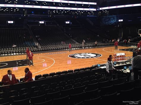 section 9 barclays center barclays center section 9 brooklyn nets rateyourseats com