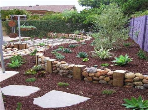 Outdoor Garden Wall Decor Diy Garden Retaining Walls Retaining Wall Garden Ideas
