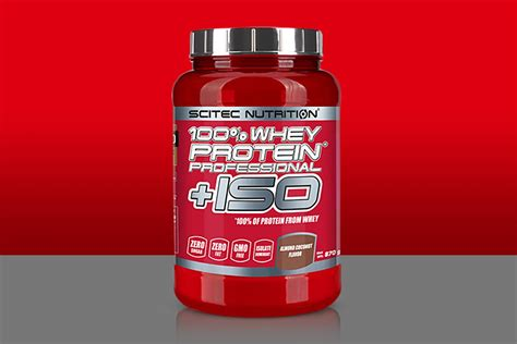 Scitec Nutrition 100 Whey Protein Professional 2530 Grams scitec upgrades its original whey protein professional