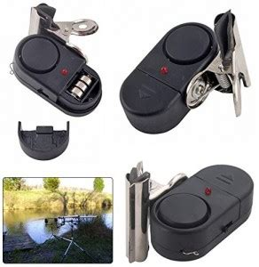New Direction Tackle Carp Fishing Alarm 4 Rod Set For Bluetooth Iphone top 10 best fishing electronic fish bite alarms 2018 review