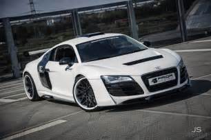 How To Get An Audi R8 White Audi R8 Pd Gt850 By Dcc Gtspirit