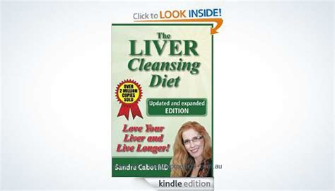 Liver Detox Health Food Store by Dr Cabot Book Liver Cleansing Diet Health Food