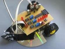 membuat robot pengikut garis teknik merakit komputer