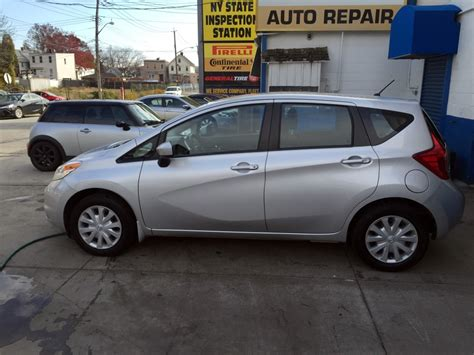 used nissan versa note used 2015 nissan versa note sv hatchback 9 490 00