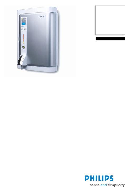 Dispenser Philips philips water dispenser wp3892 user guide manualsonline