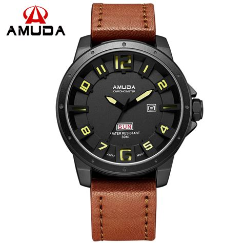 top sports watches luxury brand amuda fashion casual