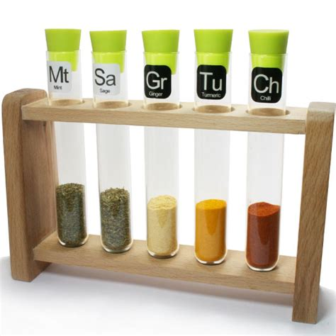 Electronic Spice Rack science inspired buys for your home