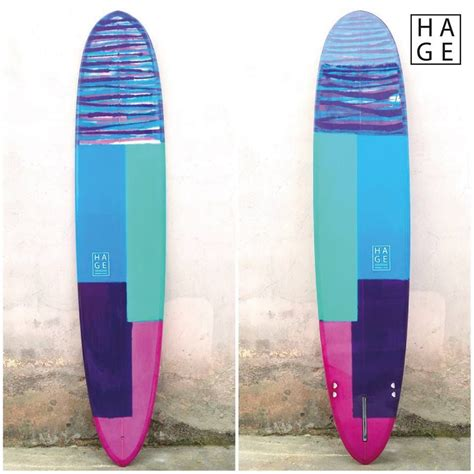 surfboard colors i could picked these colors longboard by hage