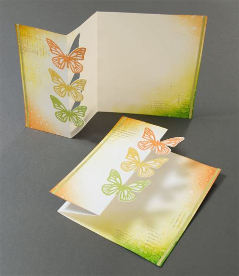 Paper Folding Cards - 517 best cards folding techniques images on