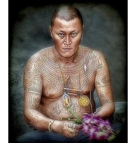thai tattoo in singapore 1000 images about sak yant sacred tattoos on pinterest