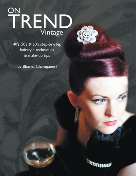 50s hair step by step on trend vintage 40 s 50 s 60 s step by step hairstyle