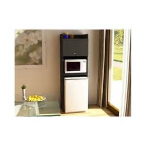 kitchen storage cabinet combo refrigerator microwave mini