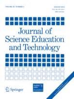 design technology education journal journal of science education and technology incl option