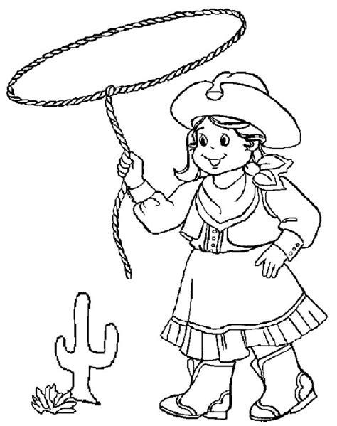 Cowboy And Cowgirl Free Coloring Pages On Art Coloring Pages Cowboys And Cowgirls Coloring Pages
