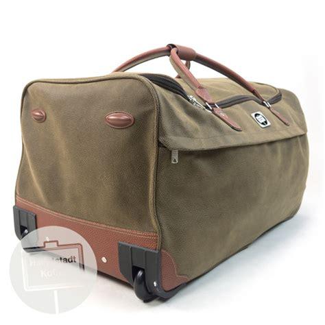 Reisetaschen Mit Rollen by Preiswerter Koffer De Reisetasche Mit Rollen 108 L Braun