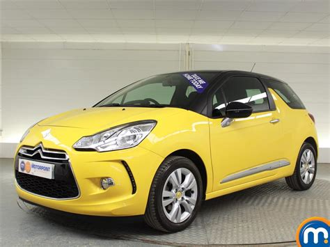 Citroen Ds3 For Sale by Used Citroen Ds3 For Sale Second Nearly New Cars