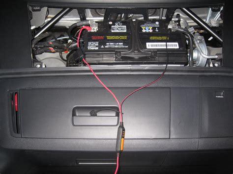 porsche cayman battery replacement porsche 997 does my car alternator cable issues
