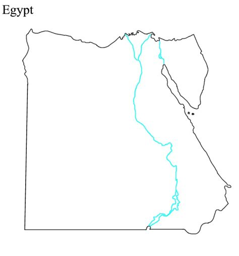 printable map ancient egypt ancient egypt discovered process
