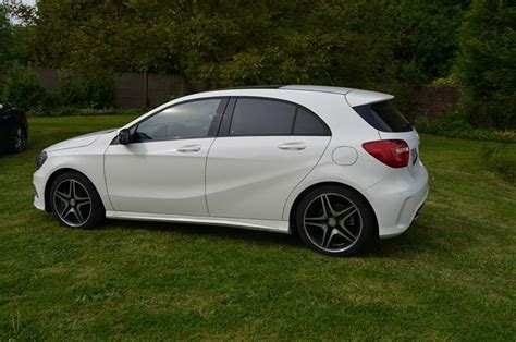 Location Mercedes classe A 220 cdi pack AMG