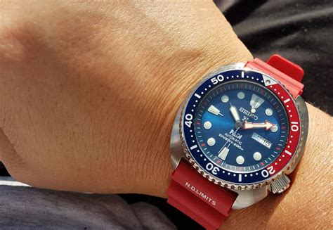 Watches & Pencils #29 ? The Seiko Turtle: Legendary Dive Watch