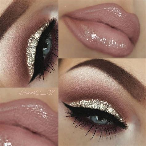 tutorial eyeshadow glitter best 25 glitter makeup tutorial ideas on pinterest