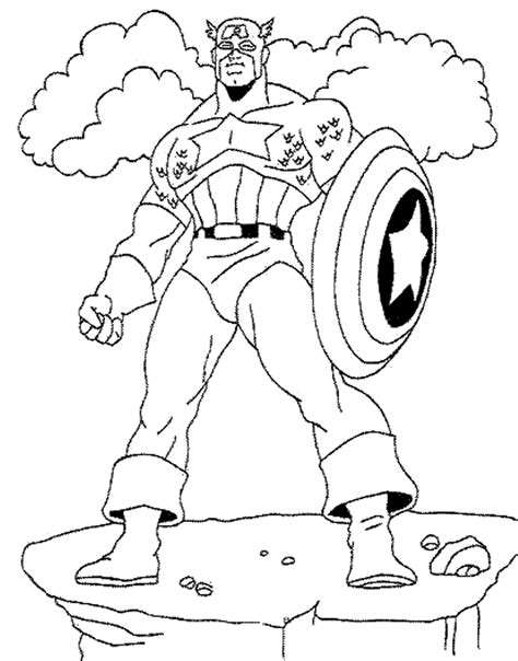 Marvel Coloring Pages Bestofcoloring Com | marvel coloring pages bestofcoloring com