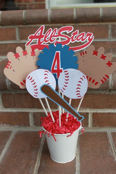 baseball theme decorations 1000 ideas about baseball centerpiece on