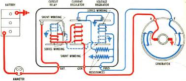 delco remy generator wiring circuit