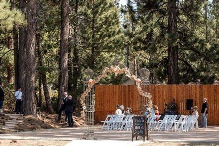 big bear lake wedding venues reviews  venues