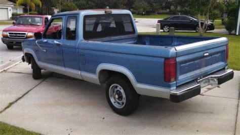 ford ranger xlt cab 1988 ford ranger xlt extended cab