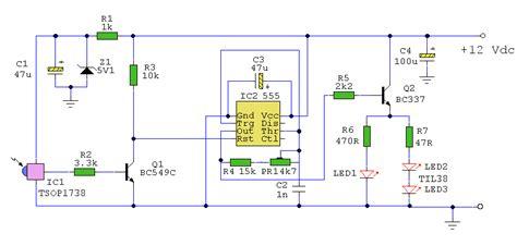 12 Infra Ir 850 Ir Booster Flashlight infra extender 4