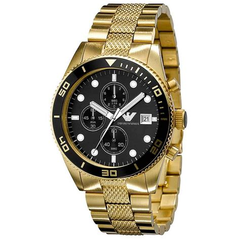 find a watches and win discount armani gold watches in