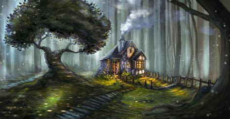 the cottage in forest cottage guilds of historica eurobricks forums