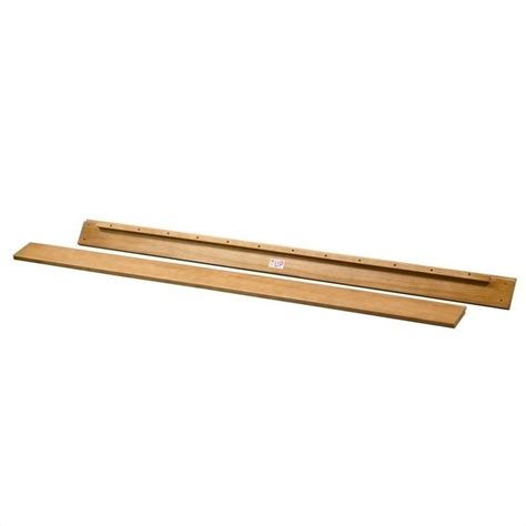 Davinci Full Twin Size Bed Rails Oak Pine M4799o