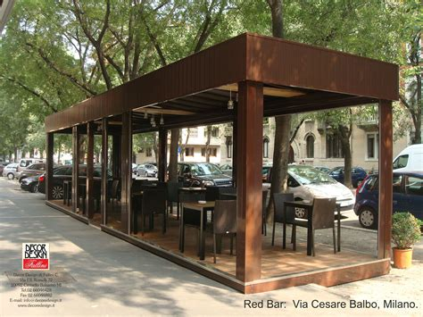 gazebo per bar dehor tende e gazebi per bar negozi e privati