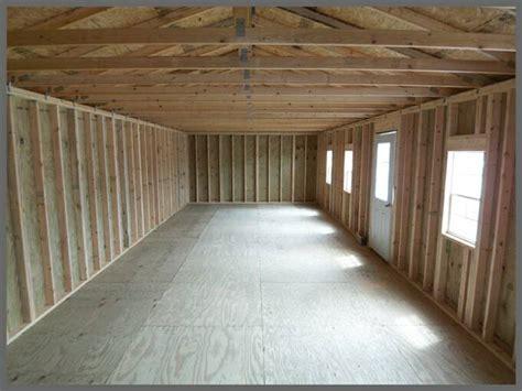 Derksen Building Floor Plans 16 x 40 office camp