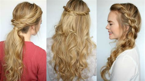 hairstyles easy for school hairstyles ideas easy hairstyling tips and ideas for beginners