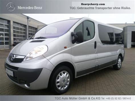 opel vivaro 2007 opel vivaro combi 2007 estate minibus up to 9 seats