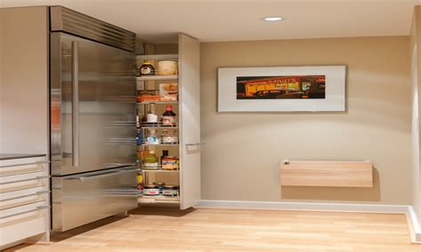 kitchen beautiful and space saving kitchen pantry ideas diy pull out pantry shelves space saving kitchen