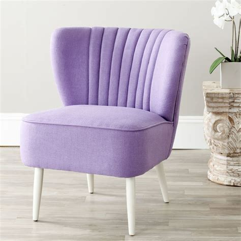 Lavender Accent Chair Best 25 Purple Chair Ideas On Purple Furniture Bright Painted Furniture And Velvet